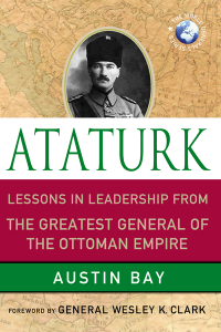Ataturk Book Cover